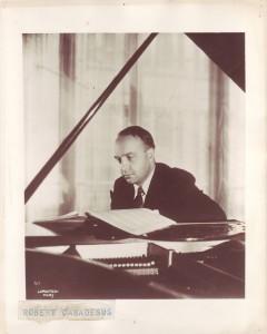 Robert Casadesus, pianiste et compositeur phare du XXe siècle