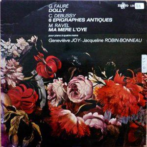 Fauré / Debussy / Ravel 1963