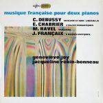 Debussy / Chabrier / Ravel / Françaix 1963