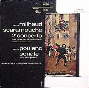 Milhaud / Poulenc